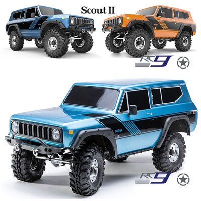 Redcat Gen8 International Scout II 1/10 4WD RTR Scale Rock Crawler(젠8 국내총판)