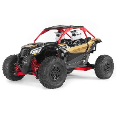 AXIAL 1/18 Yeti Jr Can-Am Maverick X3 T 4WD Brushed RTR