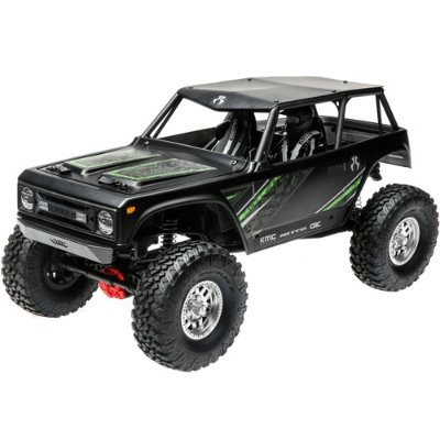 AXIAL 1/10 Wraith 1.9 4WD Brushed RTR, Black (AXI90074T2)
