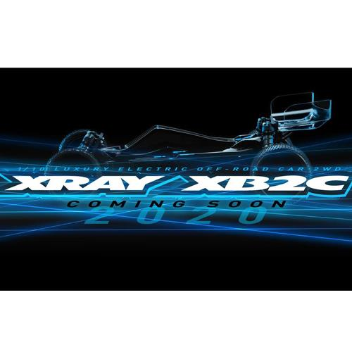 XRAY XB2C - 2020 SPECS - 2WD 1/10 ELECTRIC OFF-ROAD CAR - CARPET EDITION