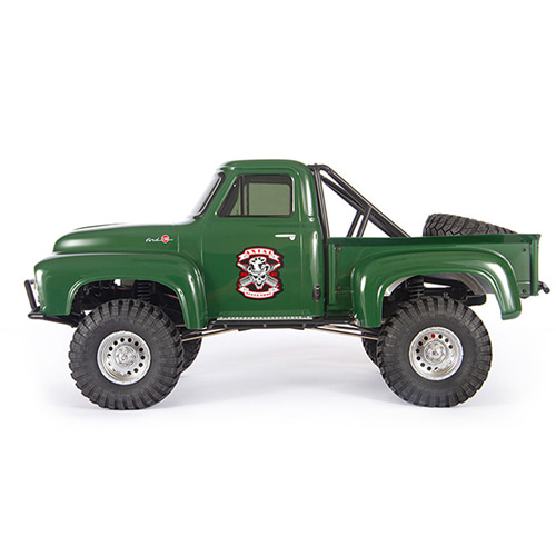 AXI03001T2 AXIAL 1/10 SCX10 II 1955 Ford 4WD RTR SCX10 II 1955 Ford (Green)