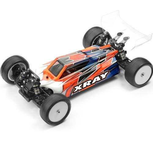 XRAY XB4 - 2020 SPECS - 4WD 1/10 ELECTRIC OFF-ROAD CAR