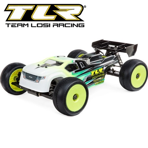 TLR 1/8 8IGHT-XT/XTE 4WD Nitro/Electric Truggy Race Kit 에이트 월드최고급전동트러기