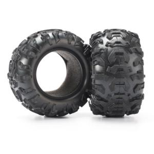 AX7270 Tires, Canyon AT 2.2인치 (2)/ foam inserts (2)