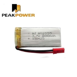 PEAKPOWER 800mah 3.7V 25C JST Plugs 리포배터리 (Syma 드론)