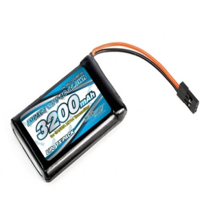 Li-Po Battery 3200mAh/3.7V 4C for SANWA MT44 Transmitter