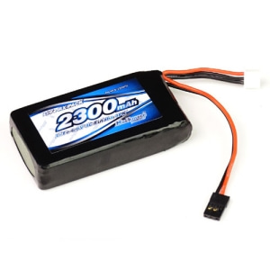 Much More LiFe 6.6V 4C Tx Battery 2300mAh for Futaba 4PK