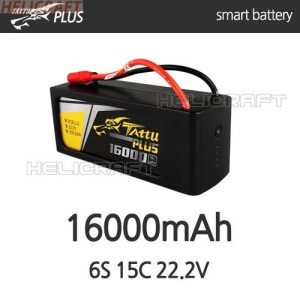 [TATTU PLUS] 16000mAh 6S 15C 22.2V