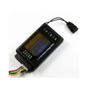 BVM-8S 1-8 Cell Battery Voltage Meter Tester with Alarm(고급형 배터리 체커)