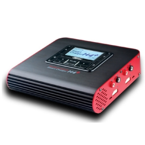 Hitec Smart Charger H4 PLUS [4 Channel DC Balance Charger]
