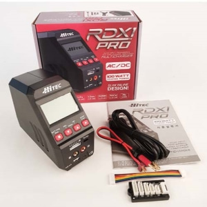 [입고완료]Hitec RDX1 Pro AC/DC Battery Charger/Discharger 고급 충전기 (100W,10A)