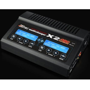 multi charger X-2 400W