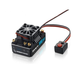 XeRun XR8 SCT Sensored Brushless ESC (140A 변속기)
