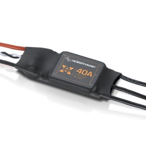 XRotor 40A-Wire Leaded ESC (2~6 S) 550/650급 드론에 사용