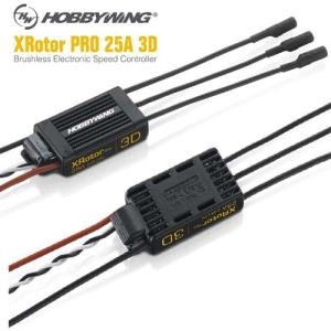 XRotor Pro-25A-3D- Wire Leaded-Dual Pack
