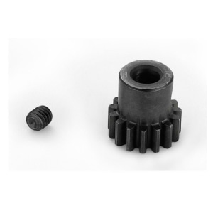 Hobbywing 15T 5mm M1 STEEL PINION GEAR