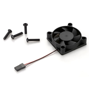 FAN-3010BH-6V-11000RPM@6V-0.19A-BLACK-A (하비윙 쿨링팬)