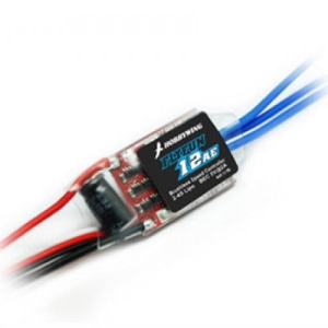 HobbyWing FlyFun 12AE Brushless ESC for Aircraft and Heli