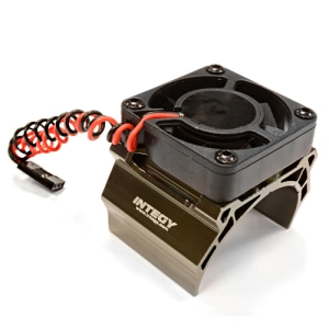 High Speed Cooling Fan+Heatsink Mount for 42mm O.D. Motor C2586 서밋용 쿨링팬(775모터캔 제거필요)