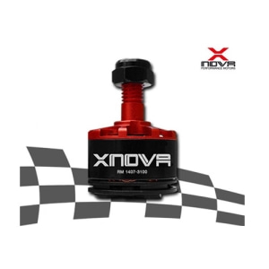 [레이싱드론 월드최고급-모터]Xnova 1407-3100KV supersonic racing FPV motor 1pcs