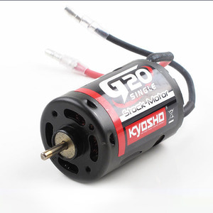 [KY70701B] Kyosho G20 540 Class Silver Can G-Series Motor
