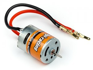 [105506] HPI RM-18 21 Turn 370 Size Motor For HPI Mini Recon (MV21008)