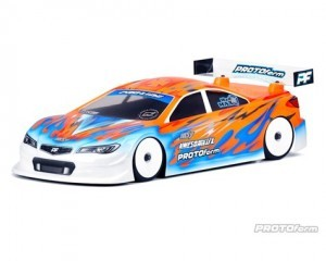 [AP1555-25] Protoform MS7 Touring Car Body (Clear) (190mm) (Light Weight)