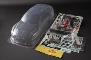 [TA51453] Tamiya Sumo Power GT-R Body Set - 미도색바디