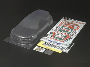 [TA51421] RC Body Set Castrol Honda - Civic VTi