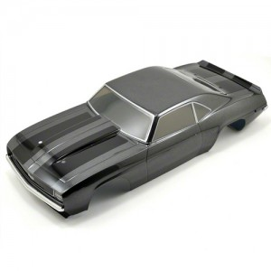 [VTR230010] Vaterra 1969 Chevrolet Camaro RS Body Set (Gun Metal) (도색완료)