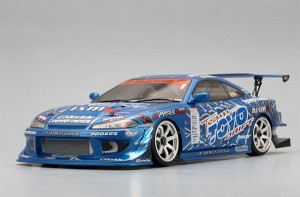 [SD-TY15SA] Team TOYO with GP SPORTS S15 SILVIA Body Set