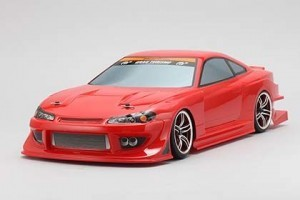 [SD-BS15B]Team Boss with POTENZA S15 Body with Light decal