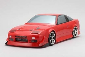 [SD-DKPB]DUNLOP with KOGUCHI POWER 180SX Body with Light decal