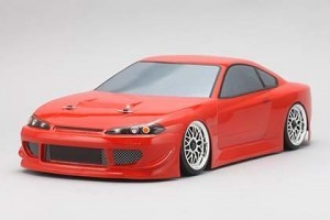 [SD-HKSB]HKS HIPER SILVIA Body w/Light Decal