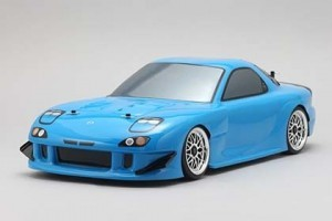 [SD-REAB]RE Amemiya FD3S RX-7 Body with Light decal