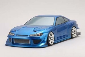 [SD-TY15B]Team TOYO with GP SPORTS S15 Body w/Light Decal