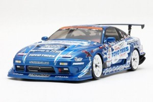 [SD-TY18SA]Team TOYO TIRES DRIFT with GP SPORTS 180SX Body set