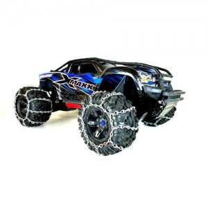 [TBR83010]TBR Traxxas X-Maxx Snow Chains (2pcs 반대분)