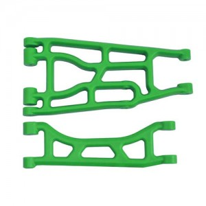 [RPM82354] Green Traxxas X-Maxx Upper & Lower A-arms