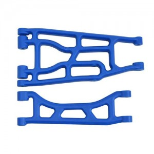 [RPM82355] Blue Traxxas X-Maxx Upper & Lower A-arms