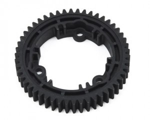 [AX6448X] Spur gear, 50-tooth, steel (1.0 metric pitch)