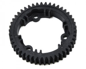 [AX6447X] Spur gear, 46-tooth, steel (1.0 metric pitch)