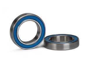 [AX5106] Ball bearing, blue rubber sealed (15x24x5mm) (2)