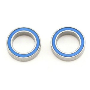 [AX5120] Ball bearings, blue rubber sealed (12x18x4mm) (2) - 볼 베어링, 블루 러버 실드