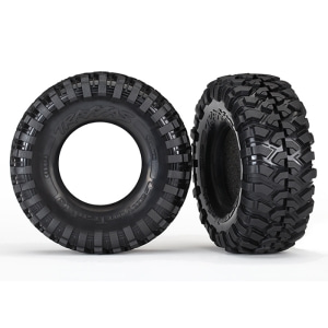 AX8270 Tires, Canyon Trail 1.9 (S1 compound)/ foam inserts (2)