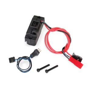 AX8028 LED lights, power supply (regulated, 3V, 0.5-amp), TRX-4/ 3-in-1 wire harness TRX-4 라이트키트용 레귤레이터