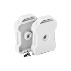 AX8022X Fuel canisters (white) (2)/ 3x8 FCS (1)
