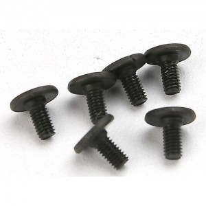 AX3932 Screws 3x6mm flat-head machine (hex drive) (6)