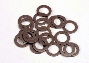 AX1985 Teflon washers 5x8x0.5mm (20) (use with ball bearings)