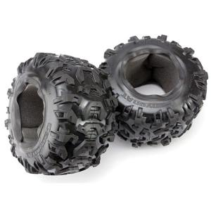 AX5670 Tires, Canyon AT 3.8 (2)/ foam inserts (2)